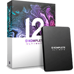 Native Instruments KOMPLETE 12 Instruments & Effects (05.04.2019)